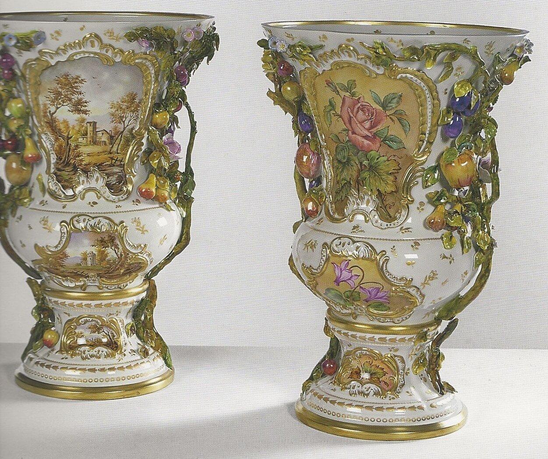 Serie di vasi